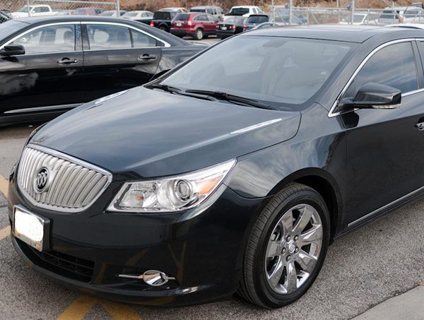 2013 Buick Lesabre After on Usaa Auto Insurance