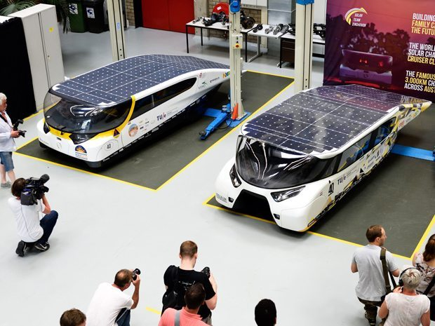 This Car Can Generate More Energy than It Uses