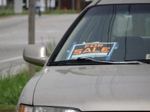 Increase your car's resale value