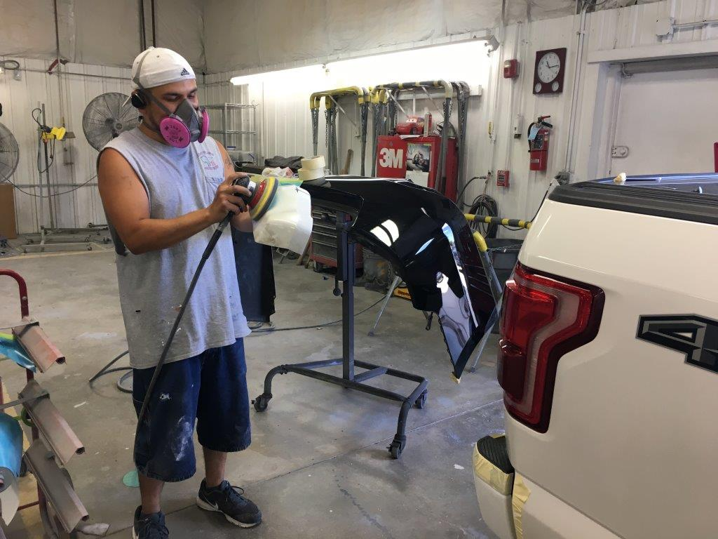 auto Paint Matching services omaha