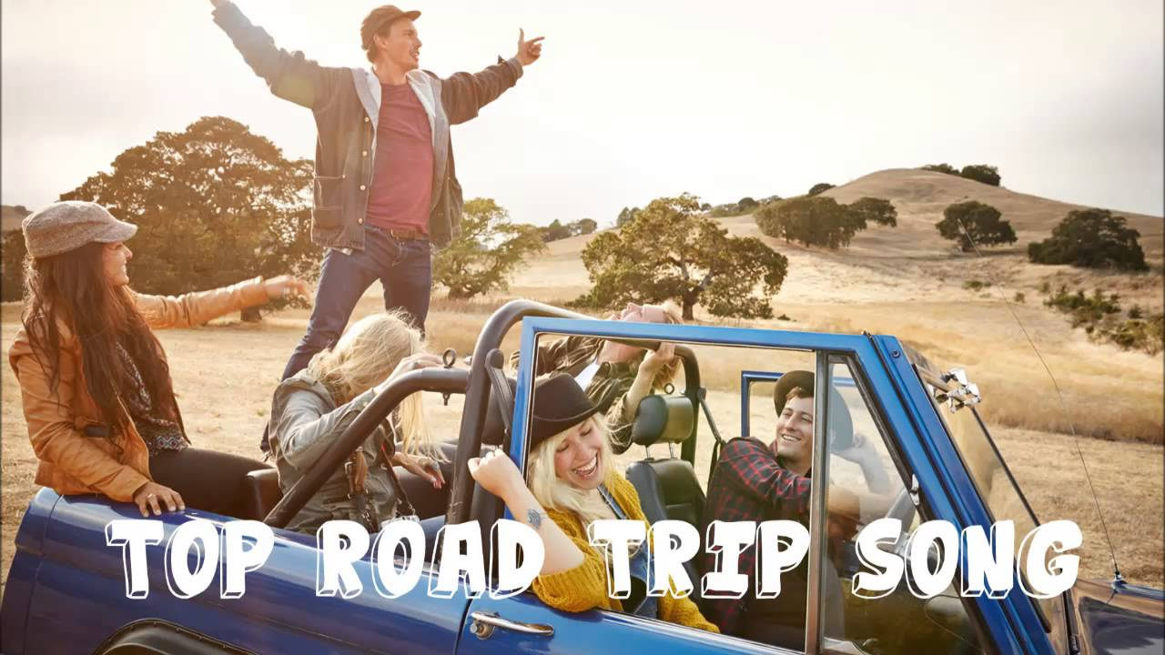 Holiday road trip songs