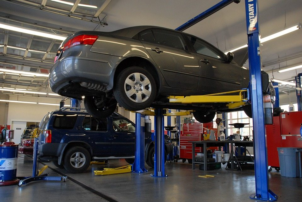 Car Maintenance Items For Professionals