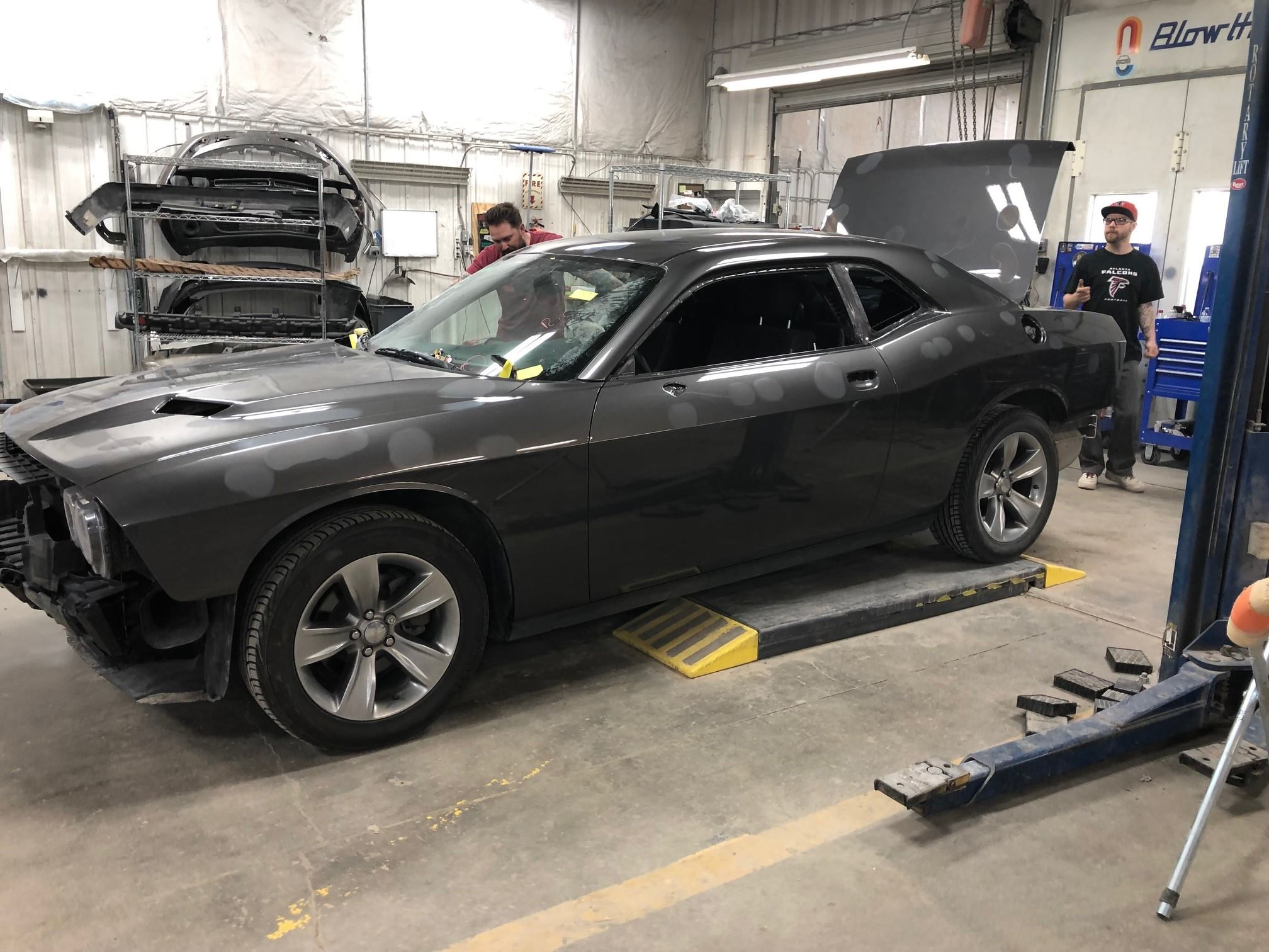 Body Shop Auto Repair Process | Great Plains Auto Body Shop Omaha