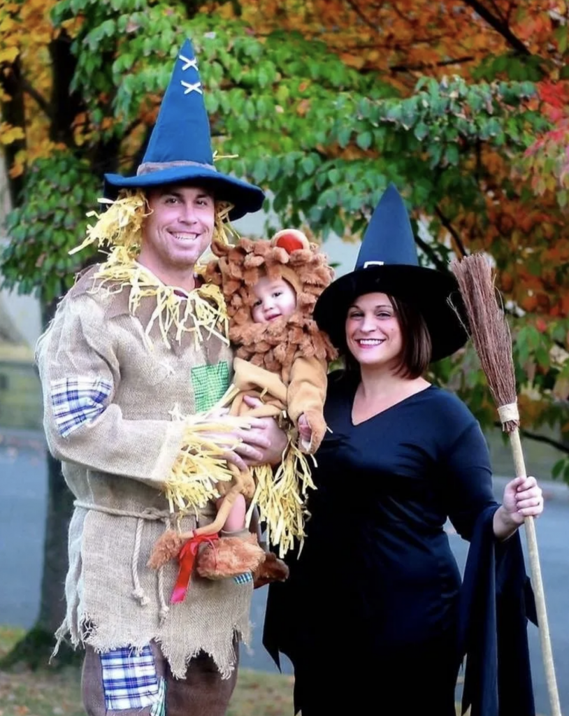 Wizard of Oz family halloween costume ideas