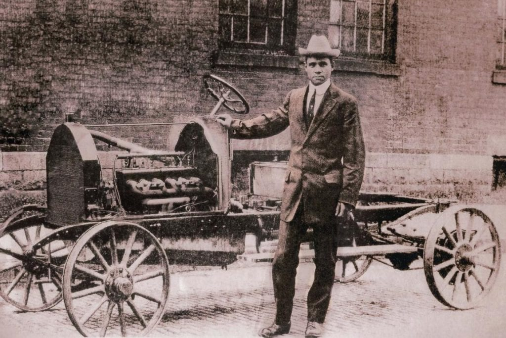 African American Inventors in Automotive History